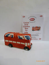 WADE- UNION JACK LONDON BUS LE 100