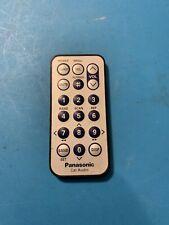 Panasonic Car Audio Remote Control Model Pt# YEFX9992663 ORIGINAL