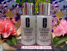 "2PCS Clinique Even Better Essence Lotion Skin Type 1/2 ◆15MLX2◆ "" POST FREE!! """