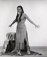 Sara Montiel - Run of the Arrow (1957) -  8 1/2 X 11