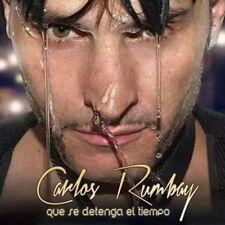 Carlos Rumbay - Que Se Detenga El Tiempo [CD]
