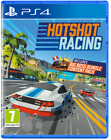 Hotshot Racing PS4 Neuf sous blister