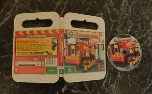 Fireman Sam Fun Run (2006) ABC4KIDS Childrens DVD PAL 5 Episodes