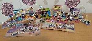 Lego 41327 41328 41329 41341 & 41342 Friends Bedroom sets