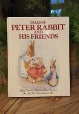 Tales of Peter Rabbit and His Friends w/ Thirteen Potter Stories & ill. 1st ed
