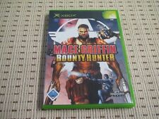 Mace Griffin Bounty Hunter para Xbox * embalaje original *