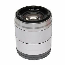 Sony E 50mm F1.8 OSS Lens Silver 50 F/1.8 SEL50F18 for NEX ILCE A5100 A6000 NEW
