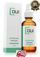 COUI NOURISHING FACIAL CLEANSING OIL Hydrate and Cleanse Your Skin Alcohol-Free