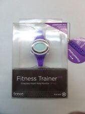 Oregon Scientific Gaiam Fitness Trainer ECG Strapless Heart Rate Monitor SE332