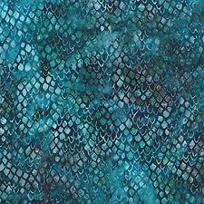 Robert Kaufman Batik Fabric, AMD-18856-59 OCEAN, By The Half Yard, Quilting