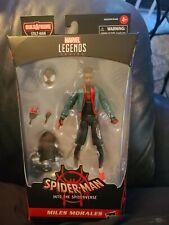 Marvel Legends Miles Morales Stilt-Man BAF SpiderMan Into The Spider-Verse 2021