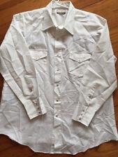 Vintage Karman Gold Collection Men'S Pearl Snap Shirt