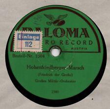 """78er Marschmusik Blas-Orchester """"Heil Europa!"""""""