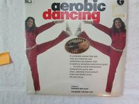 BARBARA ANN AUER aerobic dancing LP Record - sealed + booklet FACTORY SEALED