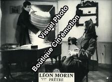 Photo 24x30cm (1961) LÉON MORIN PRÊTRE Jean-Paul Belmondo BEc