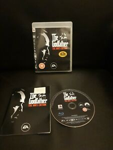 The Godfather The Don's Edition - PlayStation 3 PS3 Game
