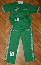 BENETTON basketball warm up track suit  match worn jersey 90s Toni Kukoc era
