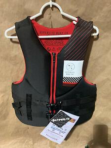 Hyperlite Indy Men's CGA Vest Large BlkRed