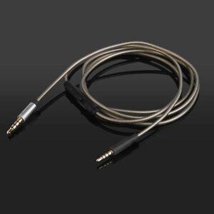 Audio Cable With Mic For JBL Synchros E35 E40BT C45BT E500BT Headphones