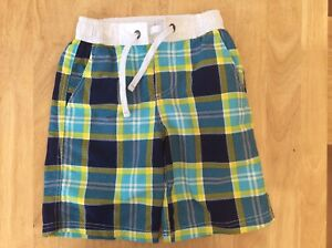 Boden Swimming Shorts Trunks Age 7-8