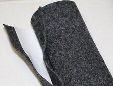 Moquette acustica adesiva grigio scuro 70X140 cm per interni subwoofer e pianali