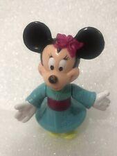 New listing Disney Minnie Mouse Oriental Kimono toy figure Pvc Epcot Center Preowned