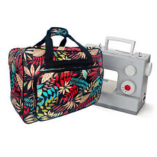 Sewing Machine Carry Bag 46x23x32cm Tote Accessories Holder Carrying Case