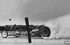 "Don ""Big Daddy"" Garlits 1965 ""Wynns Jammer"" ""SlingShot"" Top Fuel Dragster PHOTO!"