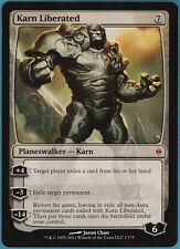 Karn Liberated New Phyrexia SPLD Mythic Rare MAGIC MTG CARD (ID# 55081) ABUGames