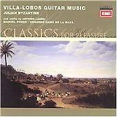 Villa-Lôbos: Guitar Music, , Very Good