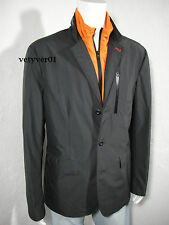 VICTORINOX Swiss Army Pertex Altitude Blazer Jacket Detachable Bib sz 44R ( L )