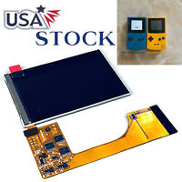 IPS High Light Backlight LCD Screen Kit For Game Boy Color GBC Console