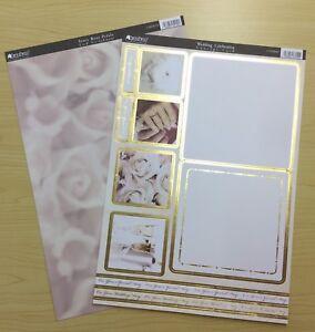 KANBAN CARD KIT - WEDDING- 2 sheet kit