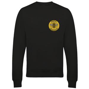 MADE IN MANCHESTER - Worker Bee Symbol - Sweatshirt top