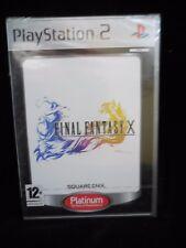 Final Fantasy X para playstation 2 nuevo y precintado