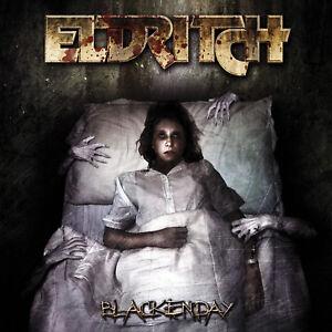 ELDRITCH - Blackenday CD 2007 Progressive Metal Dream Theater