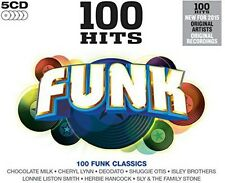 Various Artists - 100 Hits-Funk / Various [New CD] UK - Import