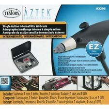 Testors A3206 Aztek Intermediate Single Action Int Mix Airbrush System