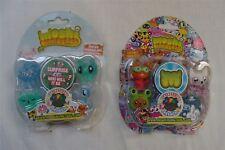 JOBLOT - x2 Moshi Monsters 5-Packs, Originals, Winter Wonderland