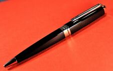 """Waterman""  Exception S0637040 Slim Lacquer Black&ST French Ballpoint pen  NEW!"