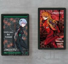 More details for evangelion 3.0+1.0 thrice upon a time anime movie - rei wall clock