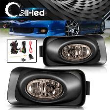for 2004-2005 Acura Tsx Jdm Smoke Bumper Fog Light w/ Bulbs Complete Kit Lh&Rh (Fits: Acura Tsx)