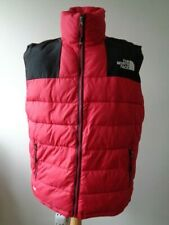 THE NORTH FACE NUPTSE GILET VEST 700 FILL POWER GOOSE DOWN SIZE XL