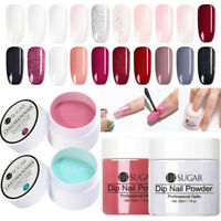 UR SUGAR Nail Dipping Acrylic Powder Liquid Tips Extension Painting Carving