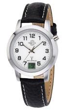 MASTER TIME Damen-Funkuhr Basic Classic MTLA-10295-12L