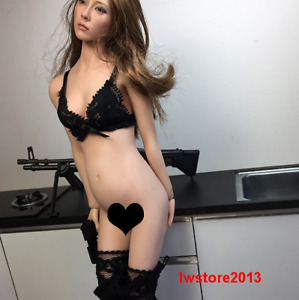 1:6 JIAOU 3.0 Normal Skin Large Bust Pregnant Female Action Figure Body Dolls