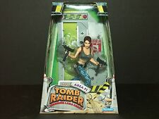 """Tomb Raider Lara Croft in Area 51 Outfit  - 10"""" Action Figure - UNOPENED!"""
