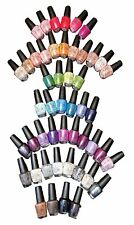 OPI Nail Polish Varnish Lacquer 15ml Classic Collection - Choose 50+ Colours