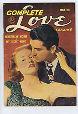 Complete Love # nn Ace Pub 1953 Canadian Edition