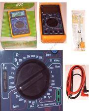 DMM/Digital Multi-Meter/MultiMeter,Test Capacitance/Capacitor,Temperature too!
